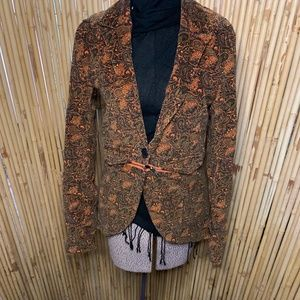 Volcam detachable tail Blazer - SZ S
